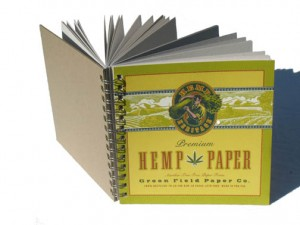 Hemp-paper-Scetch-book